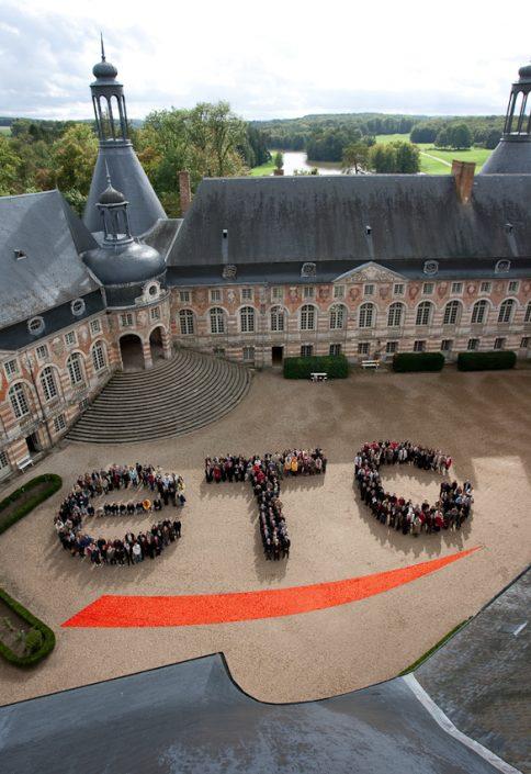 Photo de groupe pour entreprise Paris